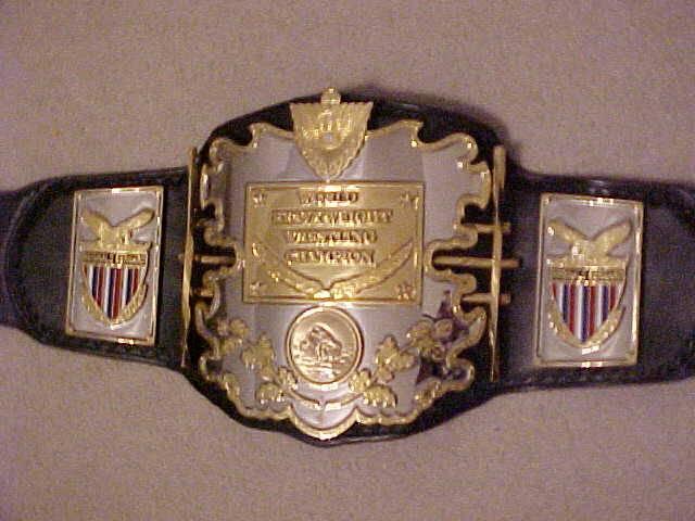 O Connor Gmc >> AWA World Heavyweight Championship - Between The Turnbuckles